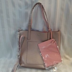 New Copper & Pink Tote Bag